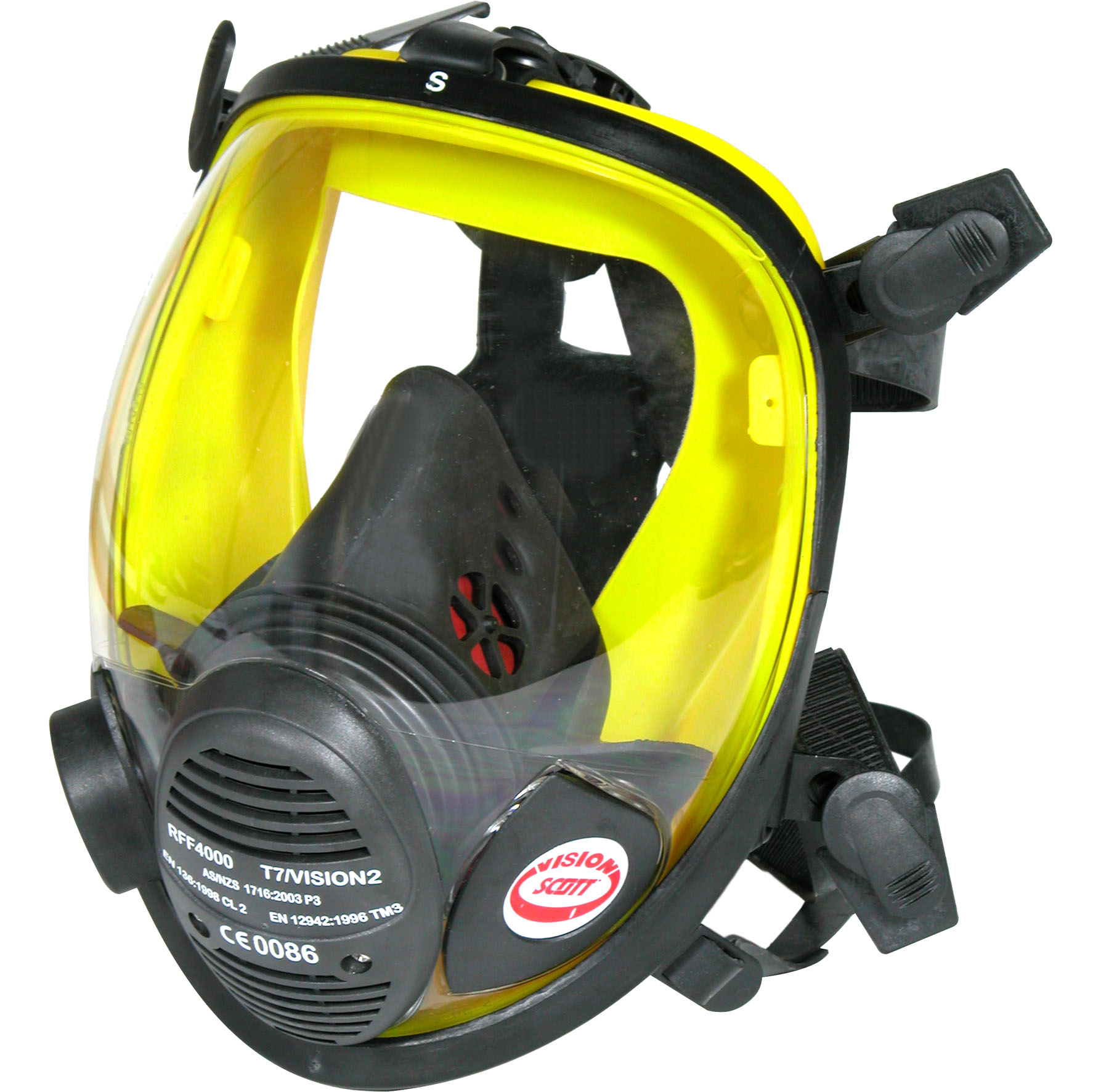 Full Face Filter Respirators