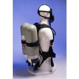 Contour 500 Twin Cylinder Self Contained Breathing Apparatus