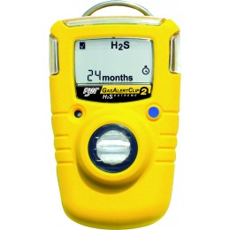 GasAlertClip Extreme 2 Year SO2  (Sulfur Dioxide) Single Gas Detector