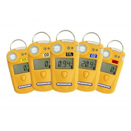 Gasman CO2 (Carbon Dioxide) Single Gas Detector