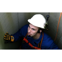 Confined Space Communications System
